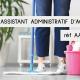 Assistant administratif d'agence